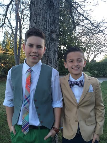 Connor and Jack