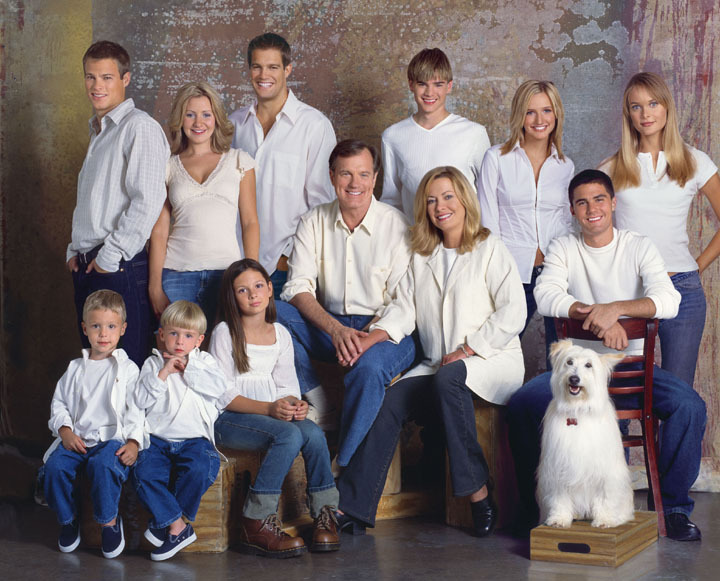 The Camdens have been through more drama than any other family on TV. Cutting, suicide, suspension, TP-ing the gym, boot camp
