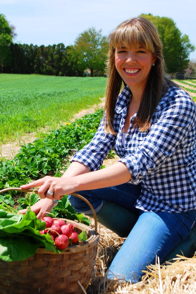 Sarah Pike grew up closely connected to local farming and cooking. After making a career switch from online marketing back to