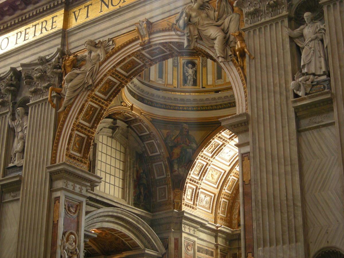 St. Peter's Basilica   -G.J. Monahan