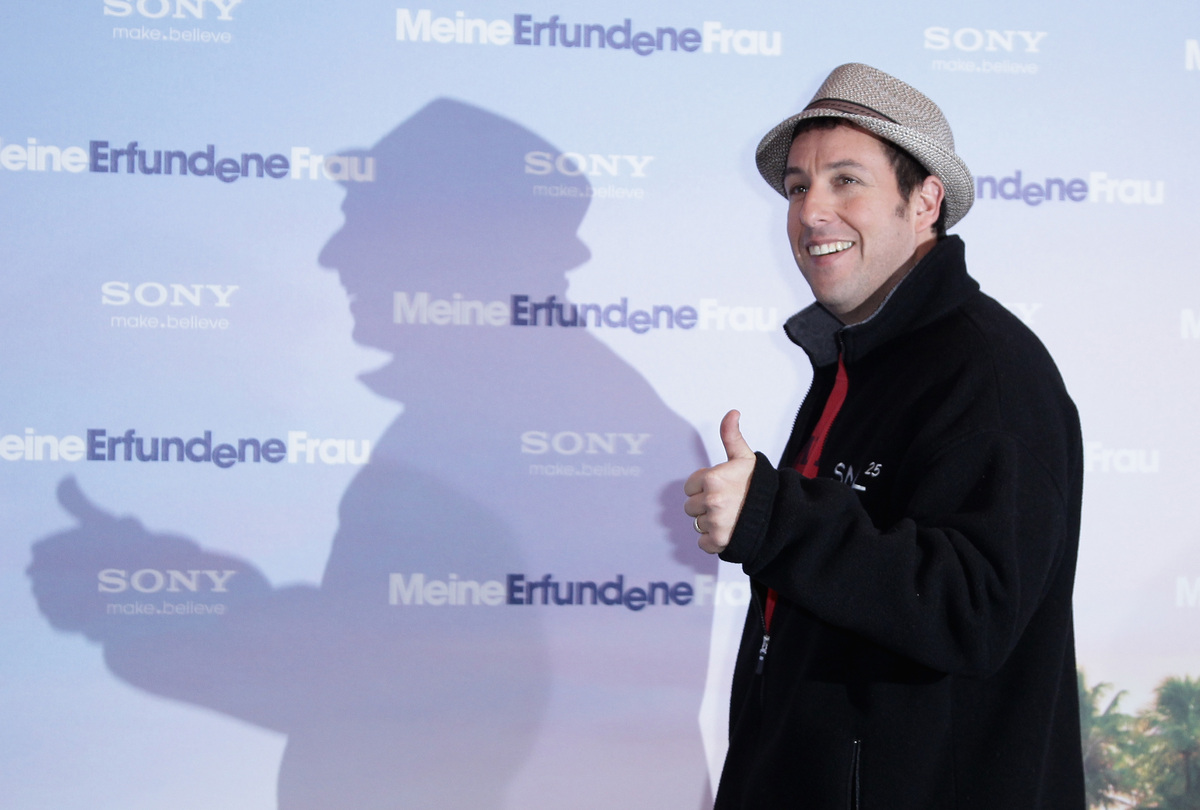 The most obvious plea for career guidance goes to Sandler, who seems to earn a Razzie nomination for just about every movie h