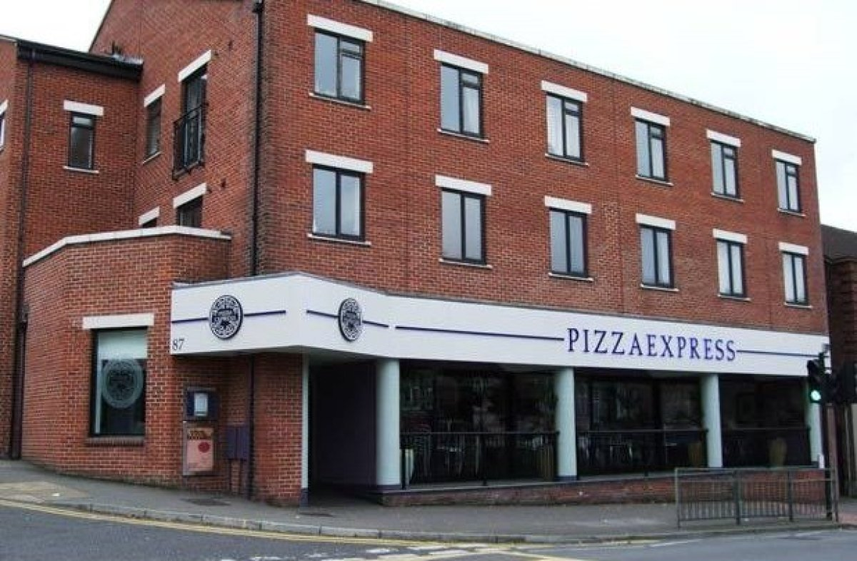 Don't let the name fool you. PizzaExpress puts a lot of love into their food. While they do operate as a fully functional res