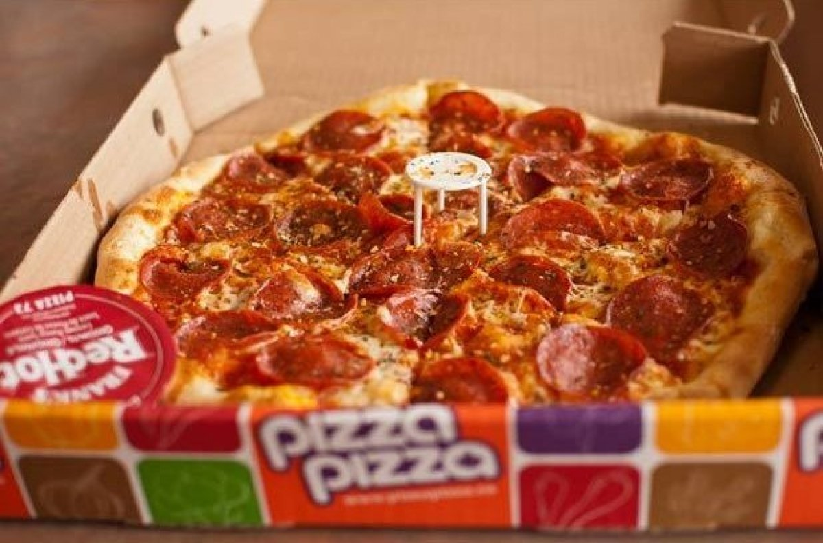 With literally over 600 unit locations in Canada, Pizza Pizza is one of the most popular chain pizzerias in the Great White N