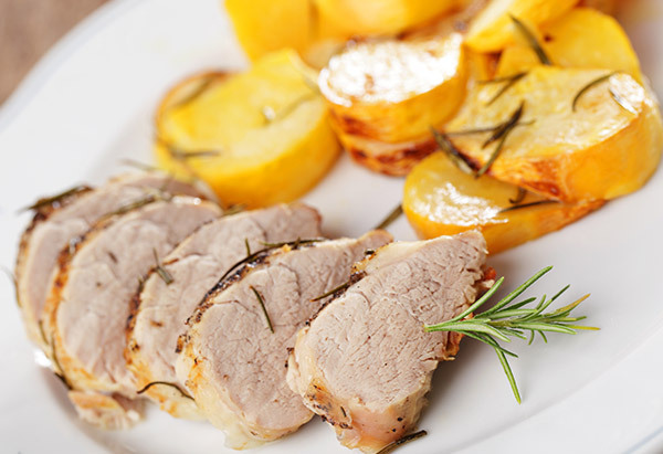 There's no need to reserve pork tenderloin for dinner parties or holidays when it's such a breeze to make. Just remember to t
