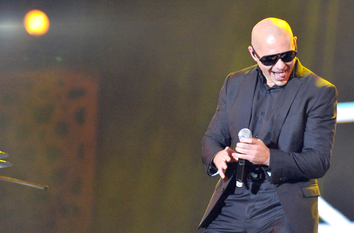 """In between producing megahits like """"Timber,"""" rapper Pitbull opened a charter school in the fall of 2013. His school, based in"""