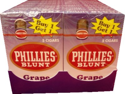 We know what you're really doing with these...but seriously, grape?