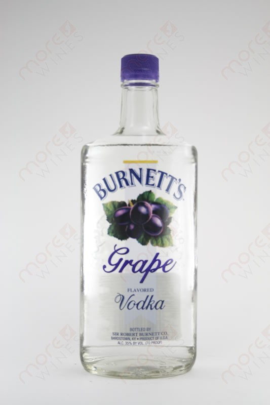 """<a href=""""http://morewines.com/burnetts-grape-vodka-750ml.html"""" target=""""_blank"""">This is what</a> college tastes like in hell."""