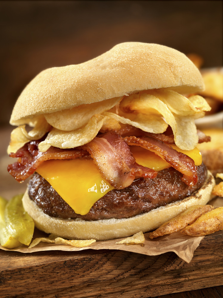 "Always a good idea.<strong> See here for the <a href=""http://www.huffingtonpost.com/2014/01/31/perfect-way-to-eat-burger_n_47"