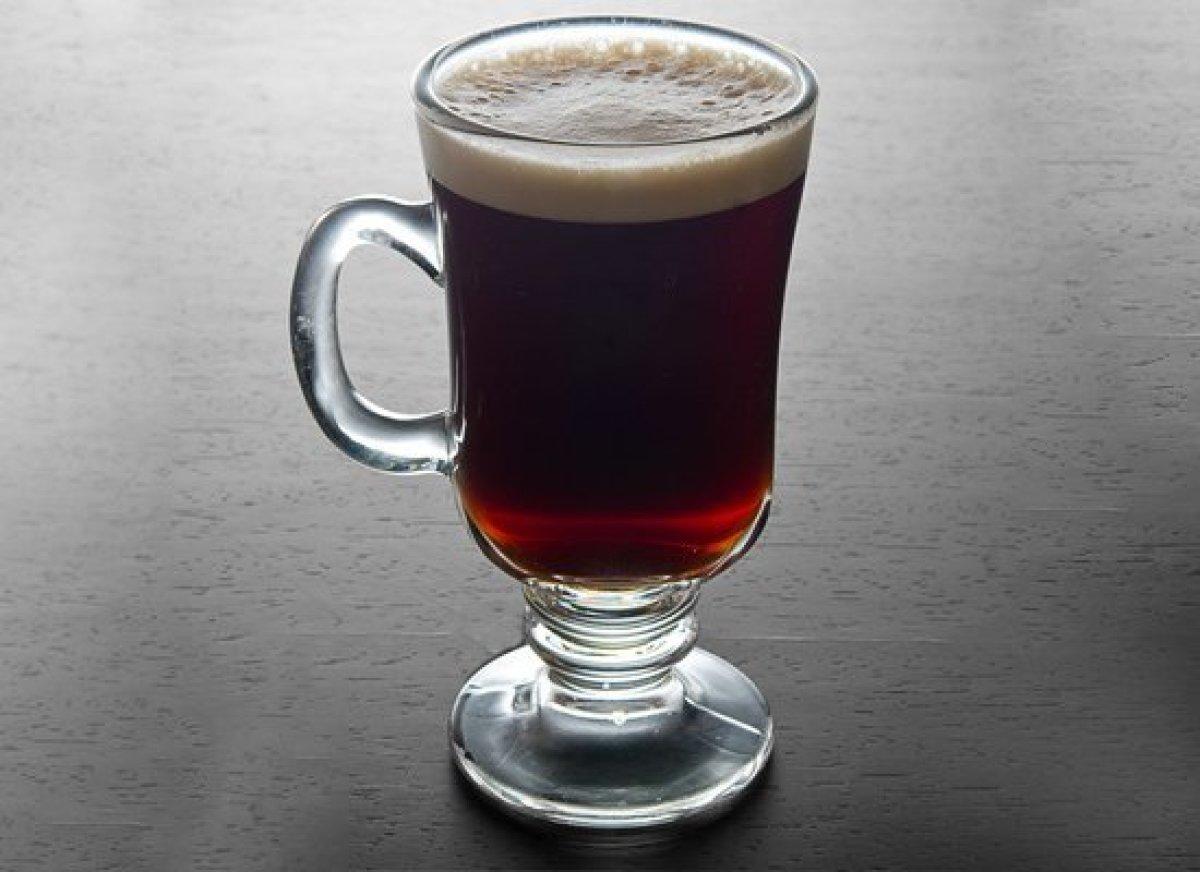 The best holidays start <i>early</i>. So wake up the right way with an Irish Coffee. Our recipe, from Liquor.com advisory boa