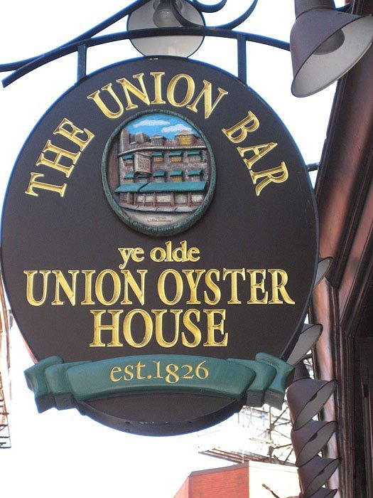 It's also the oldest restaurant in Boston. It opened in 1826.