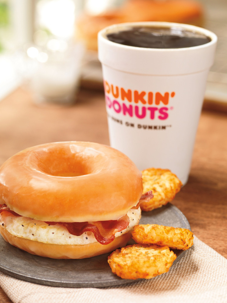 """And that's """"Dunkies"""" to you."""
