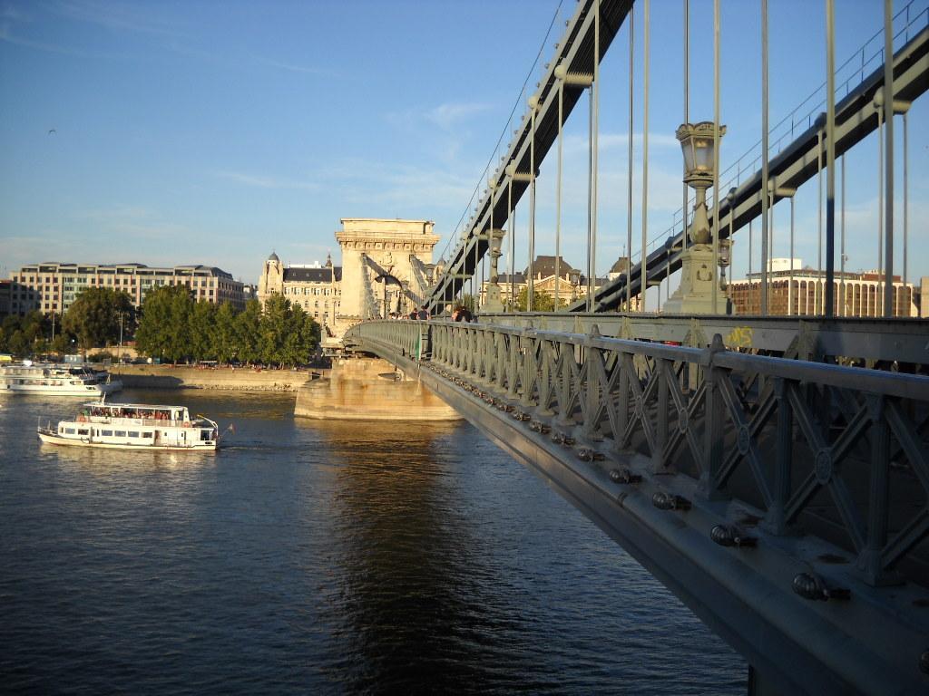 The Chain Bridge  -Dena Stivella, @deestiv