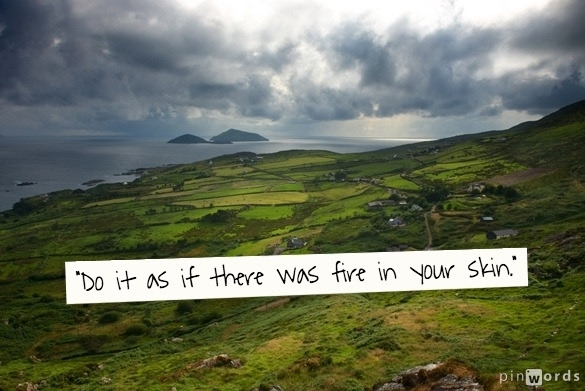Irish Quotes About Life Unique This Irish Wisdom Is The Inspiration You Need For A Happy Life