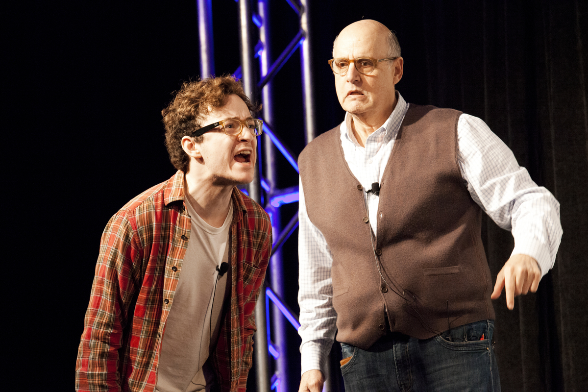 """<a href=""""http://schedule.sxsw.com/2014/events/event_FP990732"""" target=""""_blank"""">Jeffrey Tambour's Acting Workshop</a>, March 9,"""