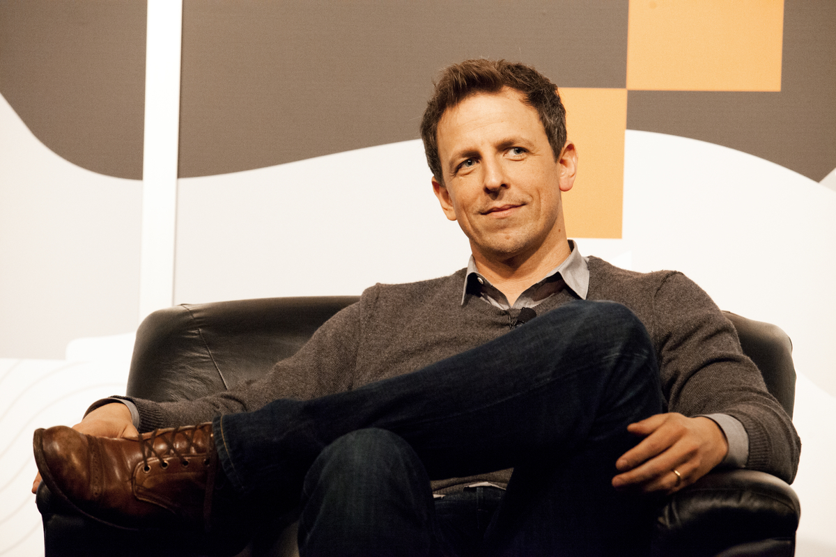 """<a href=""""http://schedule.sxsw.com/2014/events/event_IAP27755"""" target=""""_blank"""">Inside 'Late Night With Seth Meyers' Panel,</a>"""