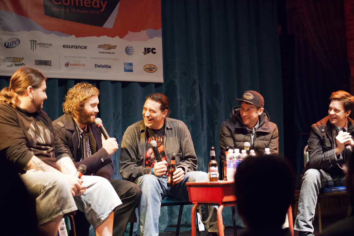 """<a href=""""http://schedule.sxsw.com/2014/events/event_CE00016"""" target=""""_blank"""">The Green Room With Paul Provenza, </a>March 10,"""