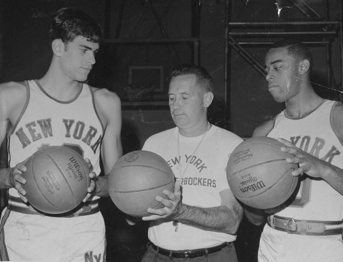 13 Classic s Phil Jackson Back When He Was The Knicks