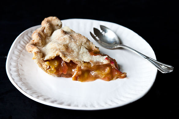 """<strong>Get the <a href=""""http://food52.com/recipes/17516-anne-dimock-s-straight-up-rhubarb-pie"""" target=""""_blank"""">Straight-Up R"""