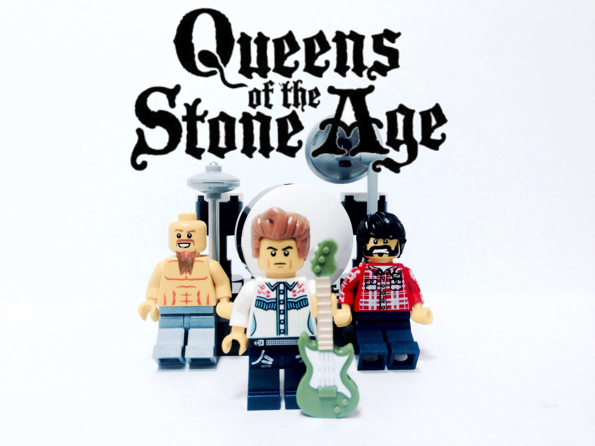 "See Your <a href=""https://twitter.com/adlysyairi"">Favorite Artists</a> Turned Into LEGO (<a href=""http://instagram.com/adlysy"