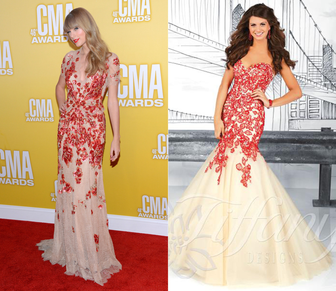 10 Prom Dresses Inspired By Taylor Swift Huffpost