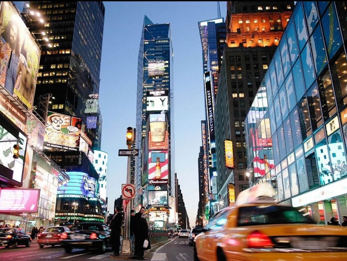 There are many Broadways all over the world (including several in New York alone), but Manhattan's is the one that inspired t