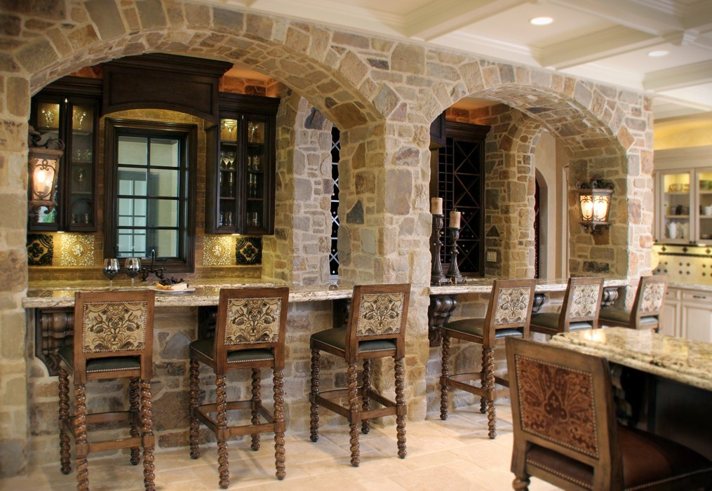 These 14 Home Bars Are What Dreams Are Made Of (PHOTOS) | HuffPost