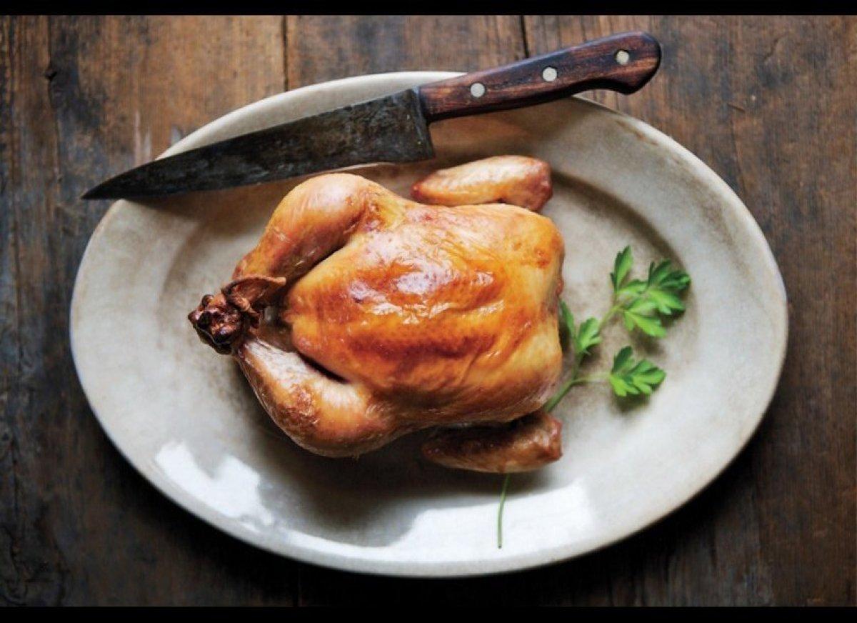 """A roasted or rotisserie chicken."" <em>—Alison Roman, senior associate food editor</em>"