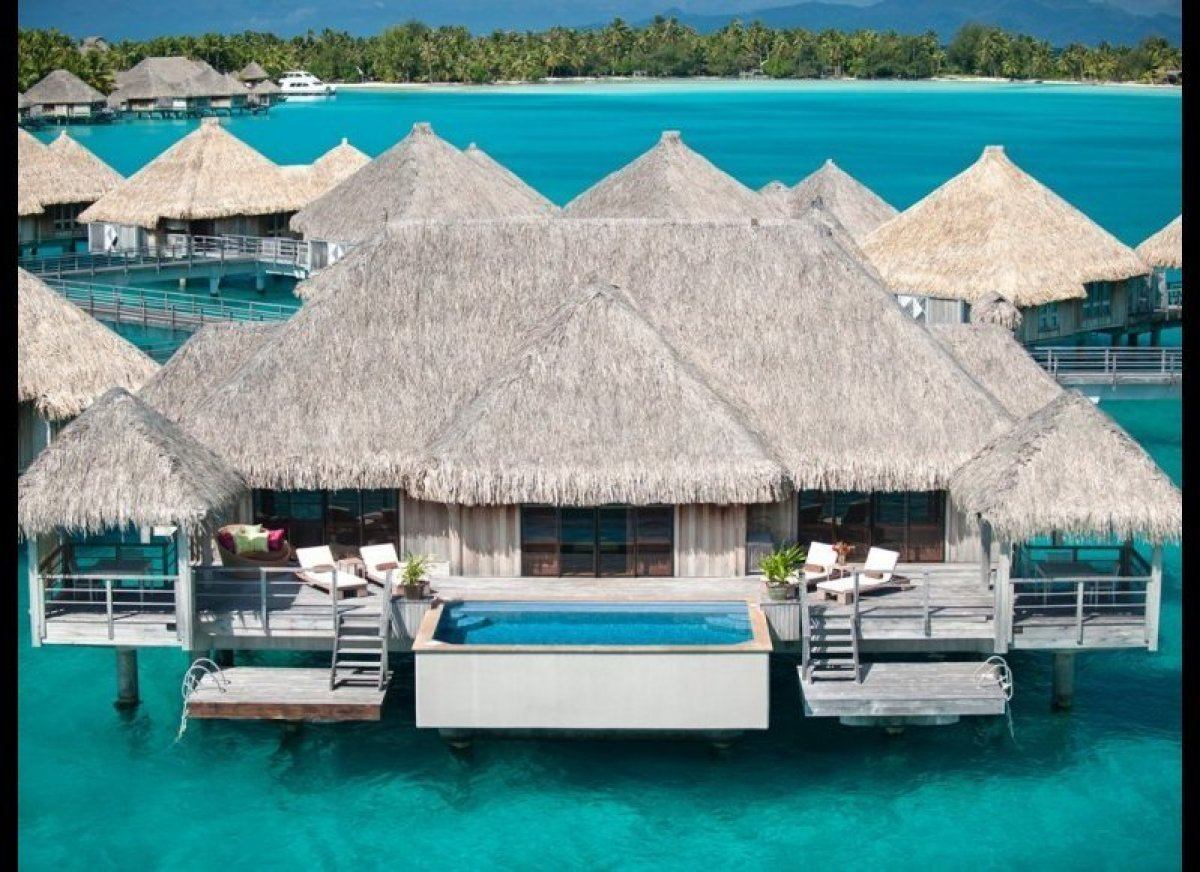 <strong>Bora Bora, French Polynesia</strong>