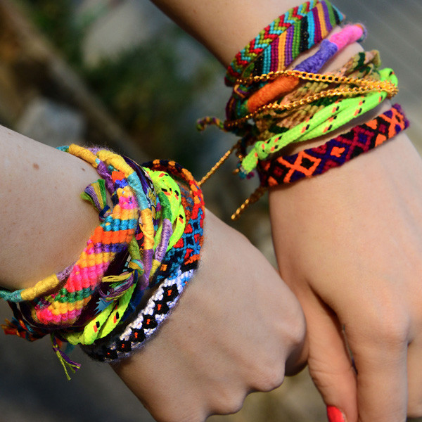 The string might still exist, but friendship bracelets will never hold the same heft of sisterly love as they did pre-Silly B