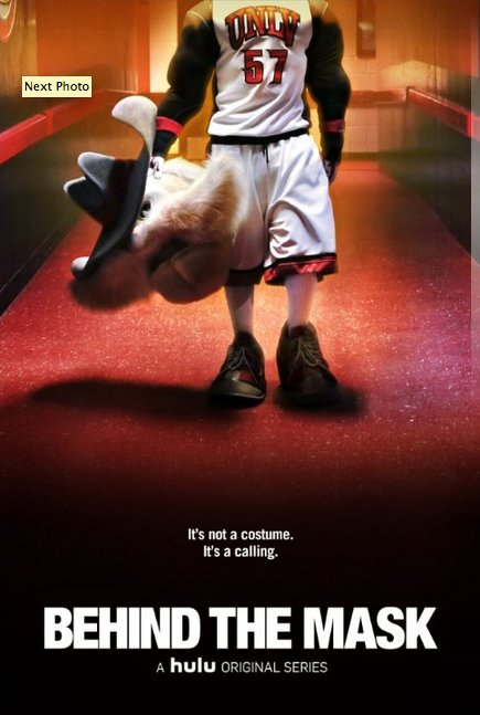 <strong>The Scoop</strong><br> Go behind the scenes and inside the costumes of sports mascots with this Hulu documentary ser