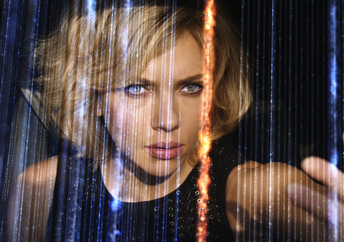 "Here's the IMDb summary for Luc Besson's ""Lucy"": ""A drug mule accidentally swallows her cargo and finds she now has superpowe"