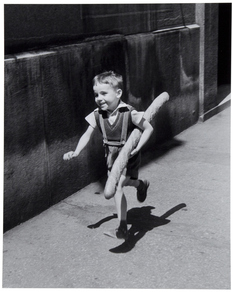 Petit Parisien, Willy Ronis, 1952