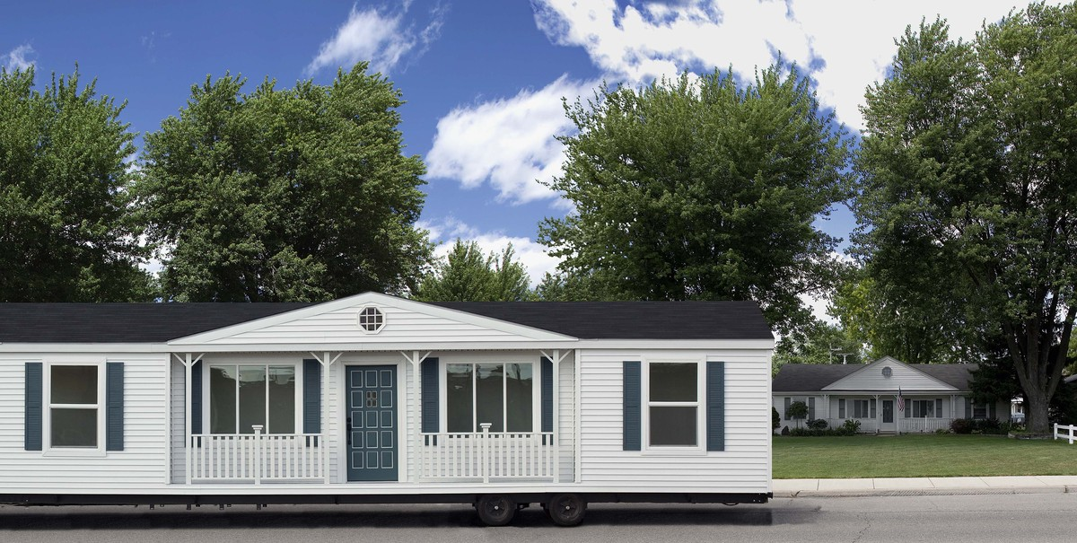 This installation is a full size reproduction of the home Kelley grew up in, located in Westland, Michigan just west of Detro