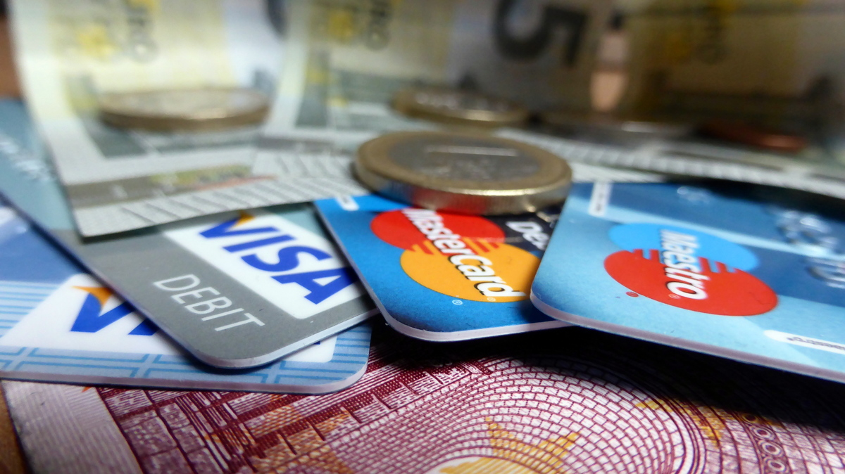 Just having your credit card in your wallet makes it way more likely that you'll spend money. But by picking a few days each