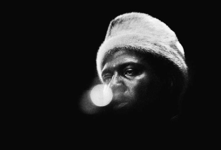 Thelonious Monk, Milano, 1964