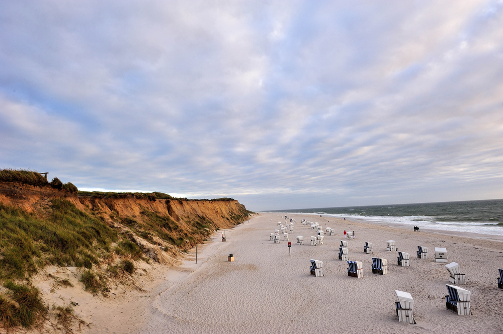 Visiting Germany and want to get your surf on? Sylt is the place to go, with 40 km of sandy beaches that also offers other wa