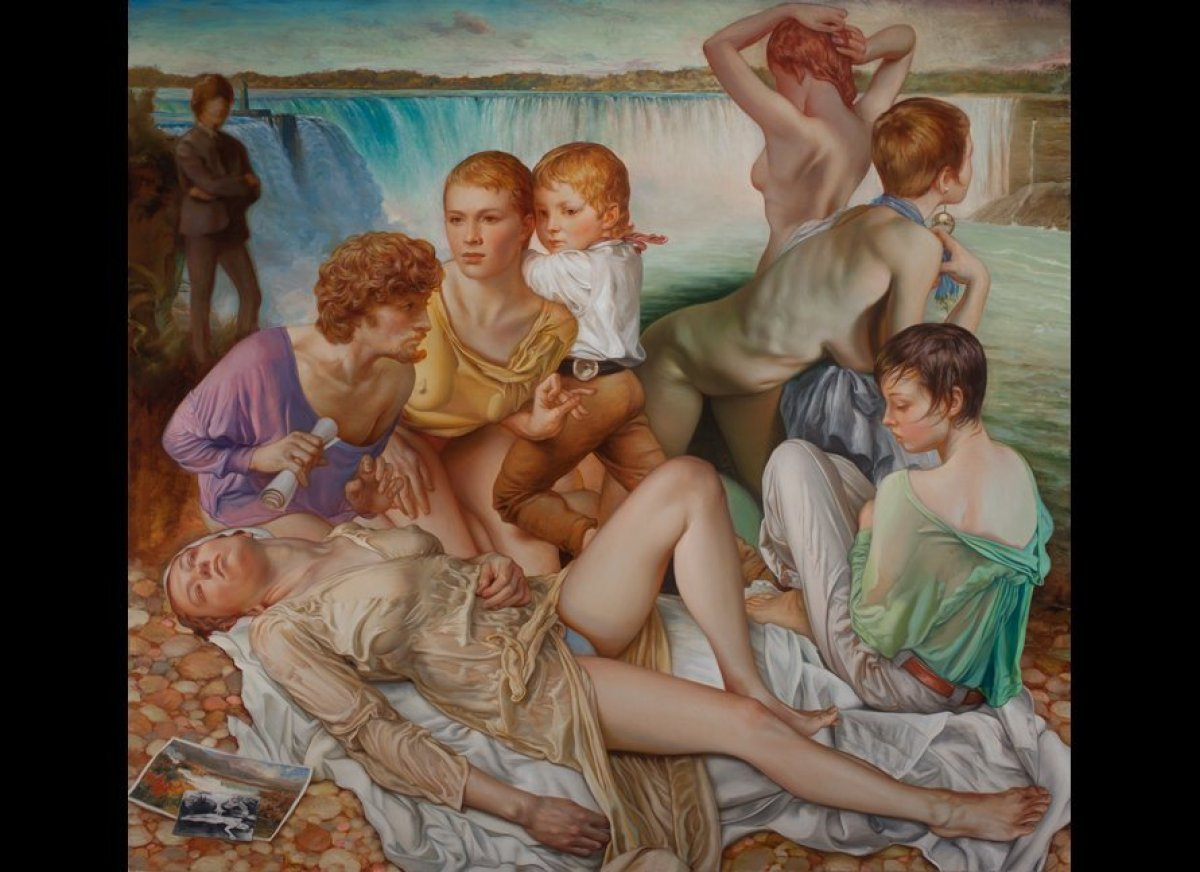 "Jamie Adams. Courtesy of <a href=""http://www.philipsleingallery.com"" target=""_hplink"">Philip Slein Gallery</a>, St. Louis."