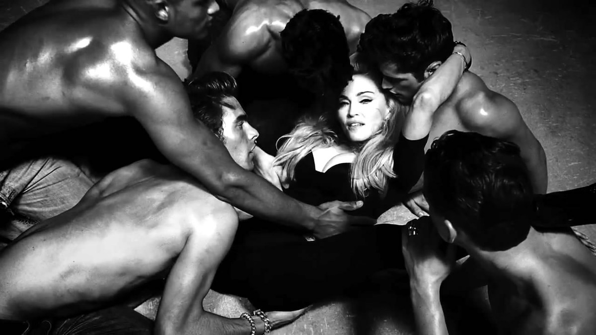 Black Girls Gone Wild Nude Ele what everyone said about madonna's new songs this weekend | huffpost
