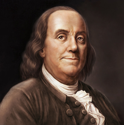 Franklin was a man of many talents, one of which was a talent for presenting himself as a man of many talents. He was a maste