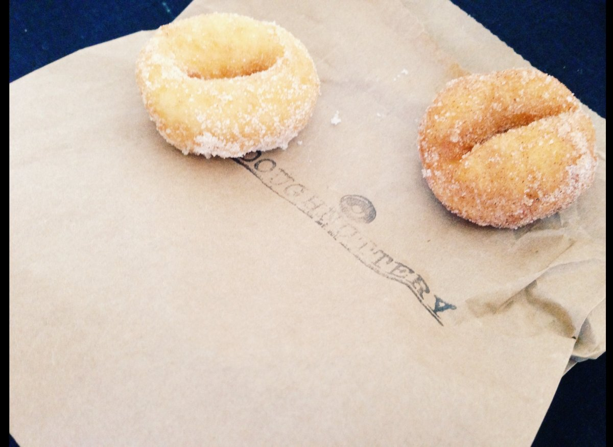 House of Cardamom is a favorite for The Culinistas. Thursdays are donuts days and we almost always start with spice.