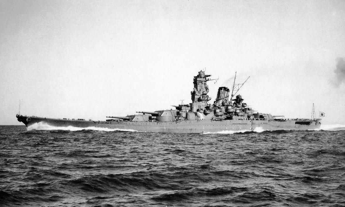 今や伝説となった「戦艦大和」の高画質画像まとめ