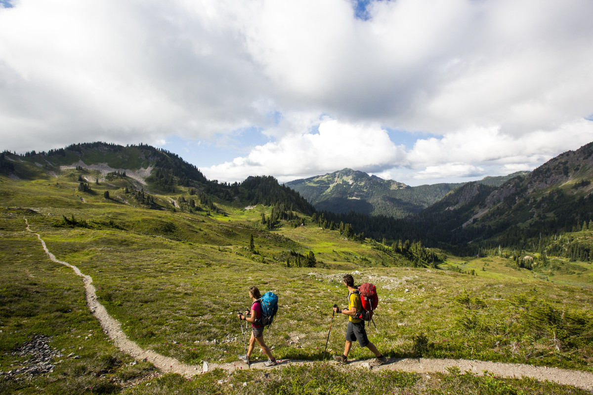 """""""Find a long trail and hike with a close friend to just talk and reconnect."""" -- <a href=""""https://www.facebook.com/GPSfortheSo"""