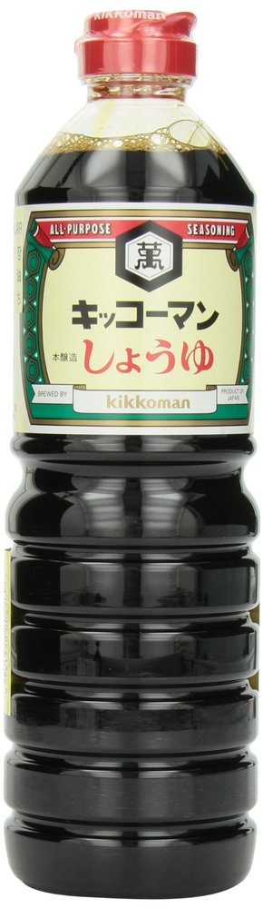 <strong>Characteristics:</strong> Richer, less salty, most commonly used Japanese soy sauce <br><strong>What it's good for:</