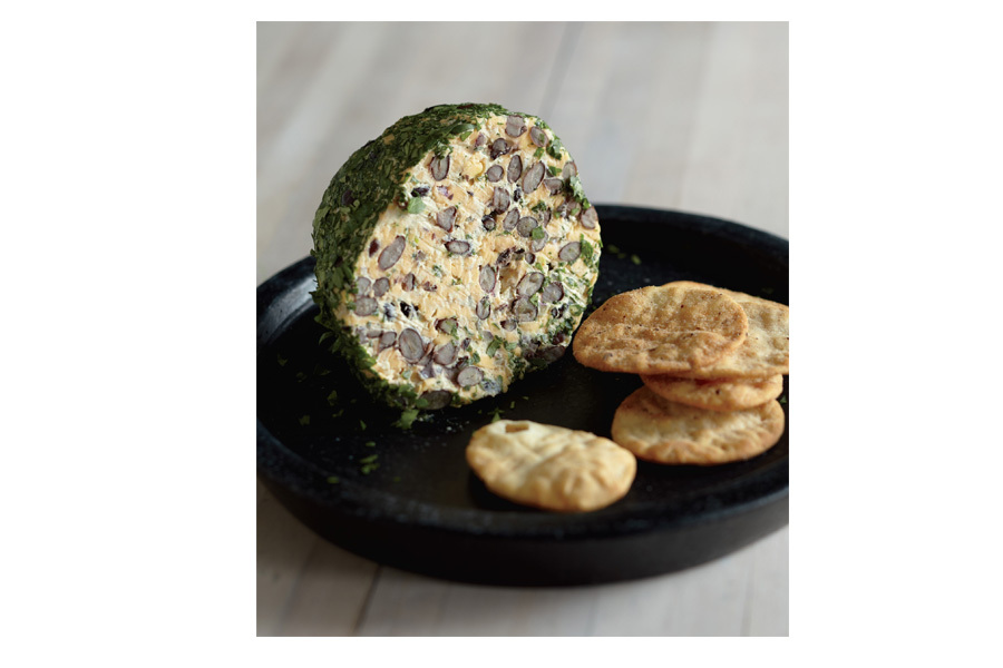 For many of us, while growing up, holiday gatherings weren't complete without a requisite sphere of cheese covered in herbs o