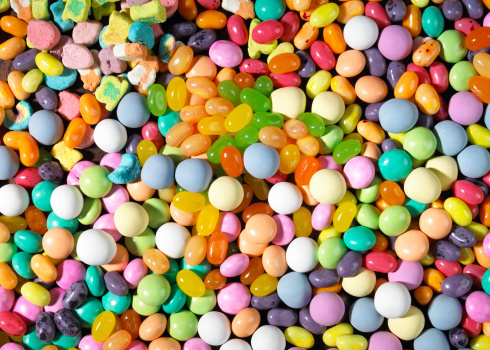 If you must have sweets, go for those that dissolve quickly in your mouth. Candies that stick around (like lollipops, caramel