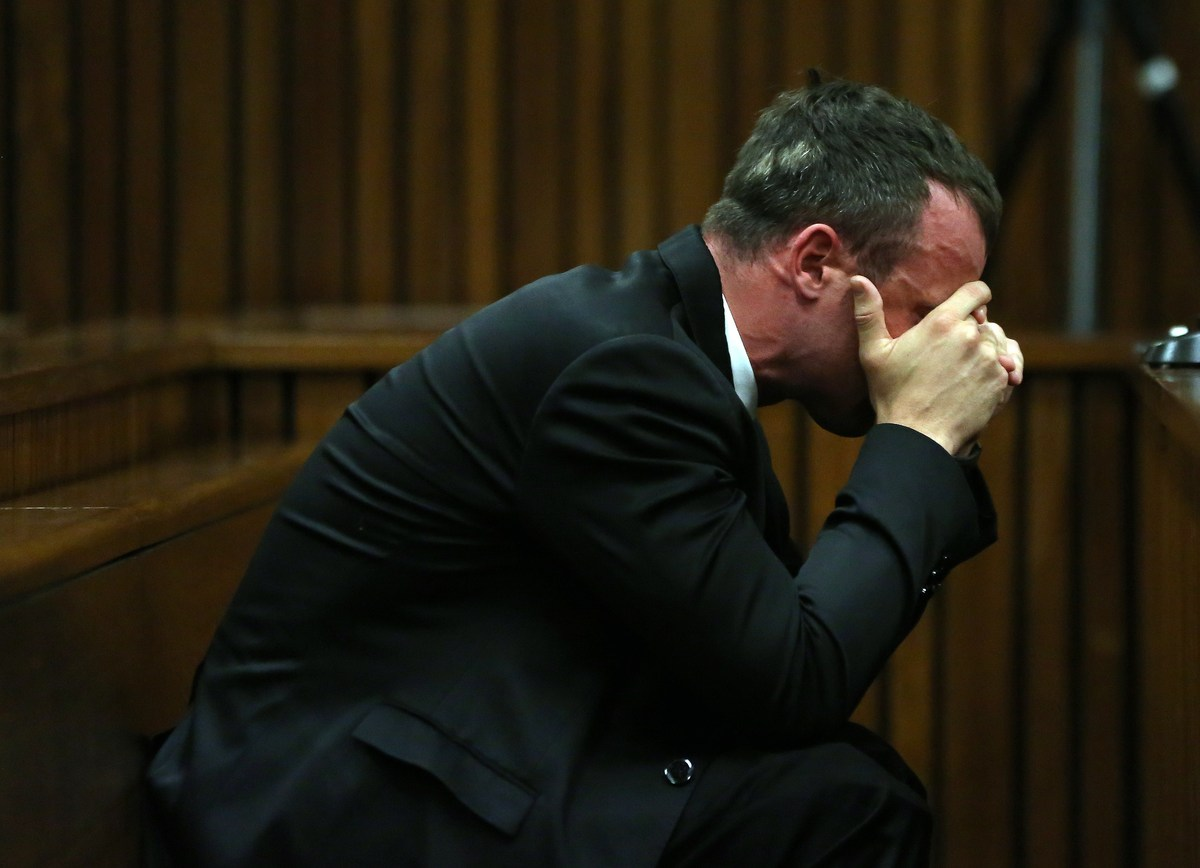Pistorius took a grilling from State Prosecutor Gerrie Nel on Tuesday and Wednesday, often having to admit that he killed his