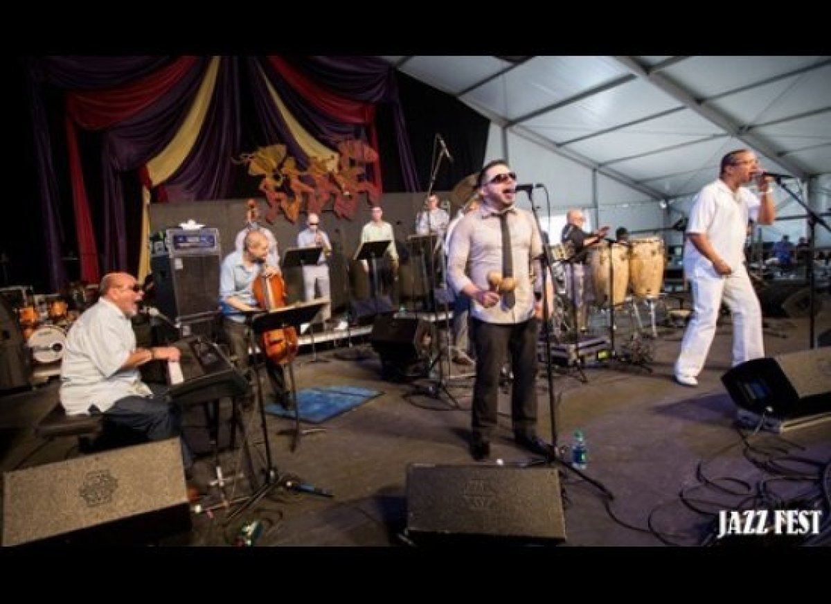 The <strong>New Orleans Jazz and Heritage Festival</strong> is one of the most well-rounded of the list. Held over two weeken