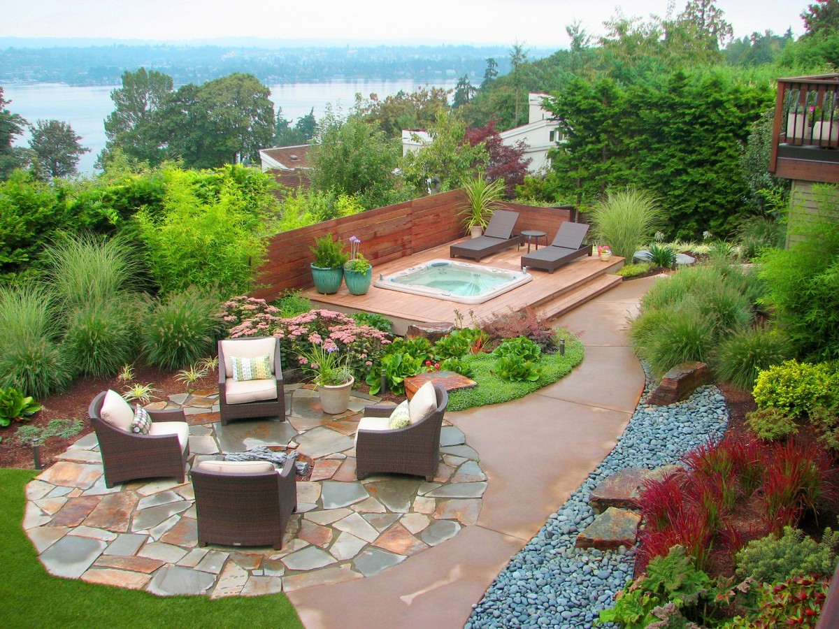 these 11 incredible backyard gardens are what dreams are made of