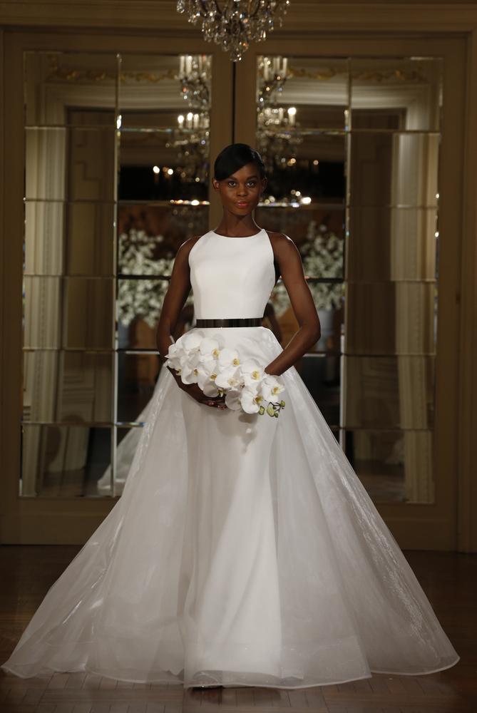 <em>Romona Keveza Spring 2015 Bridal Collection </em>