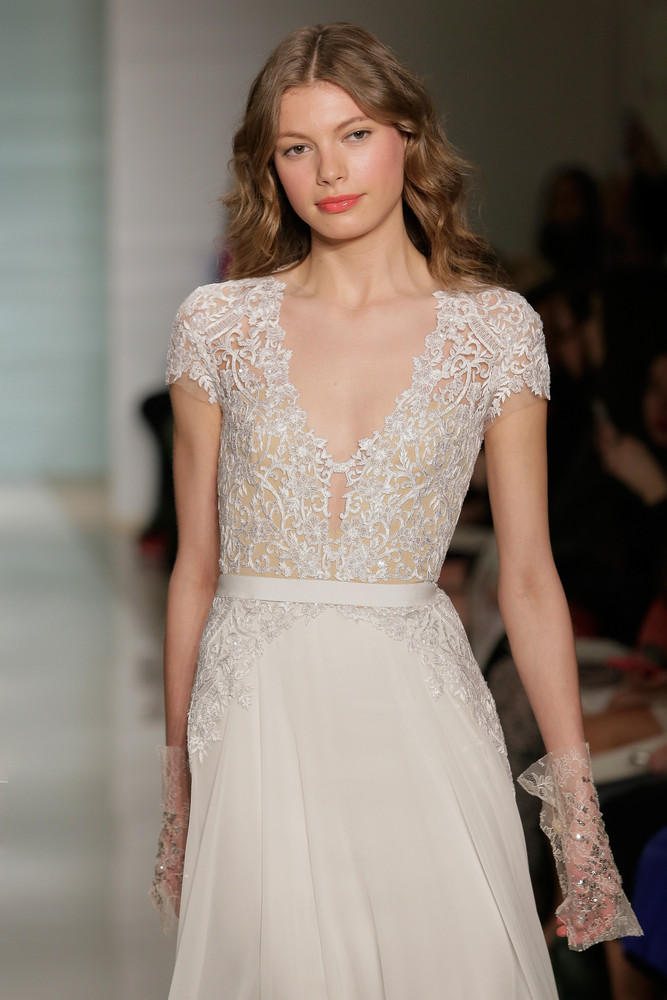 <em>Reem Acra Spring 2015 Bridal Collection </em>